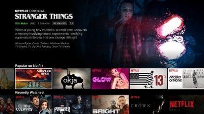 سریال Stranger Things در اشتراک پرمیوم نتفلیکس