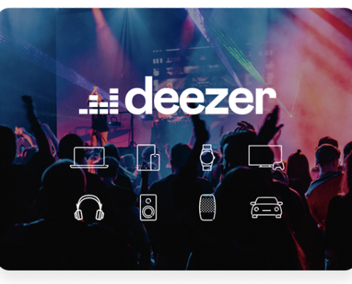 استفاده از Deezer در تمام پلتفرم ها