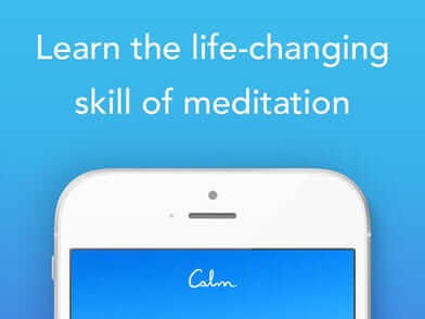تغییر زندگی با اکانت Calm