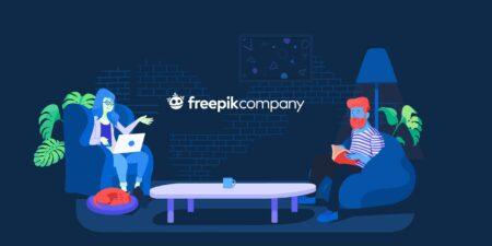 کمپانی فیری پیک freepik