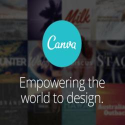پیشرفت طراحی با Canva