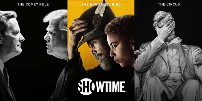 فیلم های اکانت پرمیوم Showtime