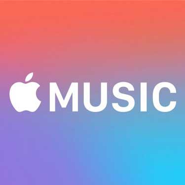 لوگو Apple Music - لوگو اپل موزیک