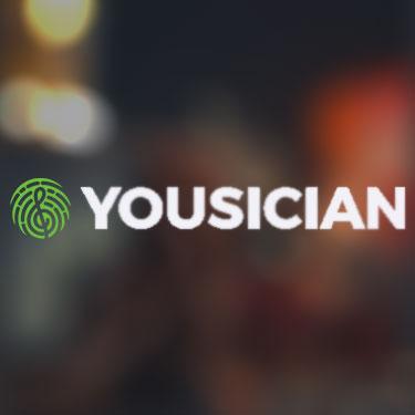 لوگو اپ Yousician